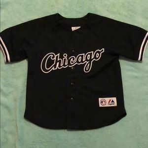 Other - Little boys 5/6 Chicago button down top